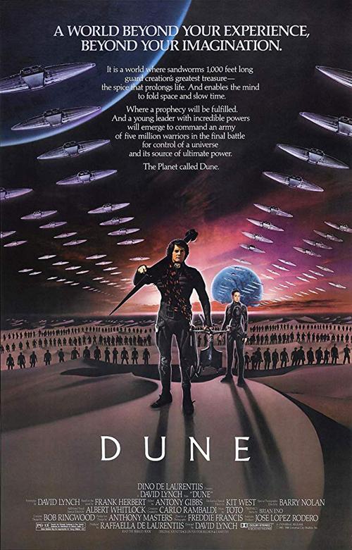 Dune 1984 Film