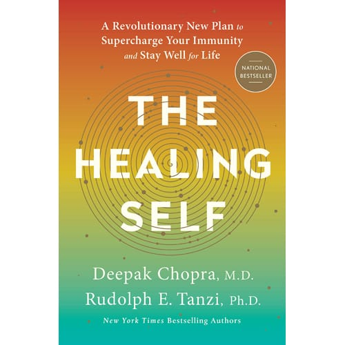 The Healing Self by Deepak Chopra