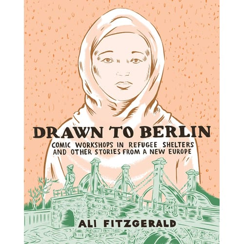Drawn To Berlin by Ali Fitzgerald