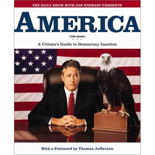 America The Book by Jon Stewart