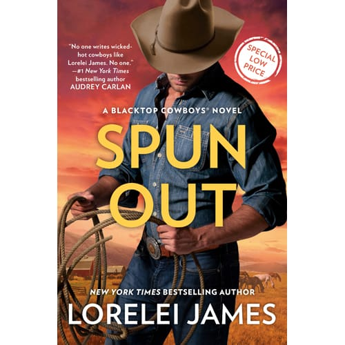 SPUN OUT by Lorelei James