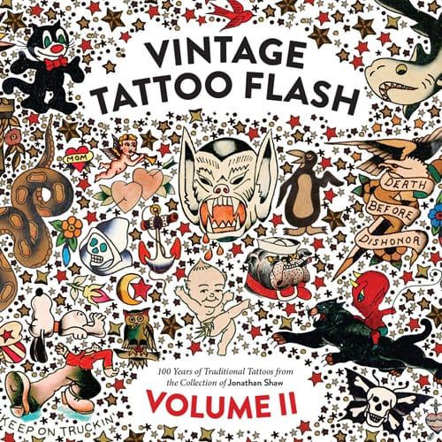 Vintage Tattoo Flash II